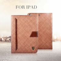 Magnetic PU Leather Smart iPad Cover 360 Rotating Thin iPad Case for iPad 2 Air