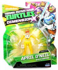 TMNT Nickelodeon Teenage Mutant Ninja Turtles Dimension X April O'Neil Figure!