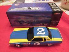 Rare Action 1:24 Dale Earnhardt #2 1979 Chevy Monte Carlo Bank Car-1 of 4500