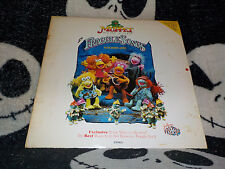 Fraggle Songs Volume One Laserdisc LD Jim Henson Muppet Home Video Free Ship $30