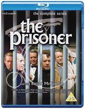 THE PRISONER COMPLETE SERIES SEASON BLU RAY BOX SET NEW