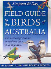 Field Guide to the Birds of Australia-ExLibrary