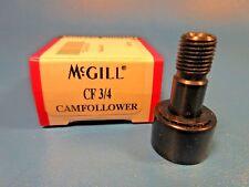 McGill CF 3/4 Standard Stud Cam Follower (Torrington, IKO, Timken, THK, INA)