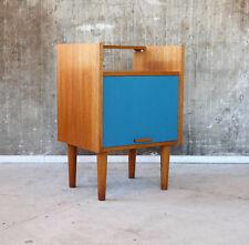 Vintage Teak Kommode 60er Jahre Mid-Century 60s Cabinet  Teakwood