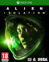 ALIEN ISOLATION - XBOX ONE - NEW SEALED - SAME DAY DISPATCH