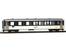 Bemo 3291353 Personenwagen AB 303 Leichtmetallwagen MOB H0m