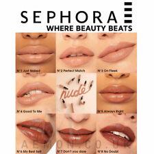 SEPHORA COLLECTION Rouge Nude Lipstick 3.5g ORIGINAL