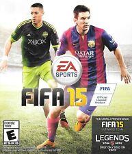 Xbox One Game - FIFA 15 - FREE Shipping USA
