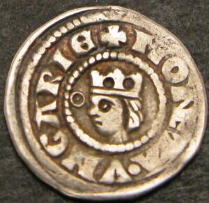 HUNGARY 1 Denar ND - Silver - Stephan V. (1270-1279) - VF+ - 24 ¤