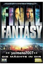 FINAL FANTASY - Die Mächte in dir / 2 DVDs wie NEU
