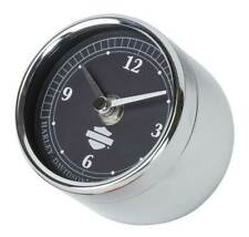 Harley-Davidson Speedometer Desk Clock, Chrome Plated - 3.375 in. HDL-20119