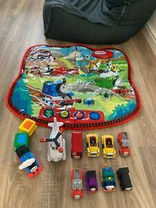 Thomas The Tank engine & Friends Train Bundle Play Mat Talking Toy Kids