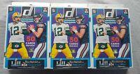3x Panini Donruss Football 2017 NFL Hanger Box  50 Cards 3 Exklusive