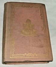 RARE Biblical Antiquities with Some Collateral Subjects by F A Cox DD LL.D 1852