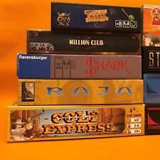 Alle Spiele nur je 9,90€ - Colt Express-Alhambra-Orbit-Shark-Ravensburger-Queen