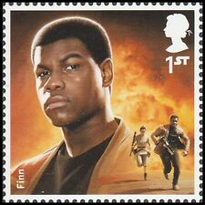 GB 3768 Star Wars Finn single (1 stamp) MNH 2015