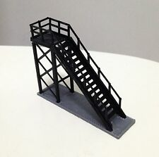 Outland Models Railway High Command / Signal Platform for Station HO OO Scale