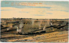 HIBBING MN – Hull Rust and Mahoning Mines Largest Open Pit Mine in World
