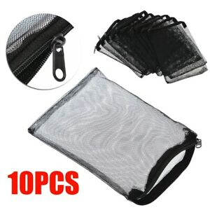 "10PCS Filter/Canister Media Bio Mesh Bags Aquarium Fish Tank Pond 6""X8"" SALE!"