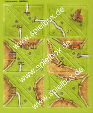 Carcassonne expansion Halflings incl. spielbox magazine 5/2014