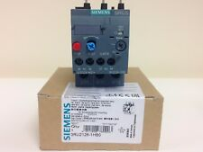 Siemens Sirius Thermal Overload Relay 3RU2126-1HB0 5.50-8.0A S0 for Contactor