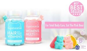 SUGARBEAR 'HAIR + WOMEN'S MULTI' GIFT PACK