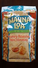 Hawaii Mauna Loa Honey Roasted Macadamia Nuts - 10 oz