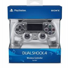 PLAYSTATION 4 PS4 DUALSHOCK 4 WIRELESS CONTROLLER *CRYSTAL *BRAND NEW