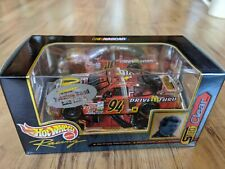 1999 Mattel Hot Wheels Racing McDonald's NASCAR Select Clear See Through Car