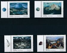 Iceland Sc. 1320-3 Paintings 2013 Mnh