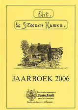 UIT DE STEENEN KAMER - JAARBOEK 2006 SUYDER COGGE