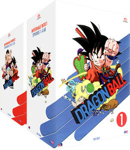 ★ Dragon Ball ★ Intégrale Collector Pack 26 DVD