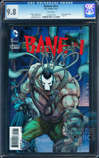 BATMAN 23.4 BANE #1 CGC 9.8 - 3-D LENTICULAR COVER - SOLD OUT - FIRST PRINT