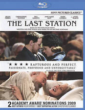 The Last Station (Blu-ray Disc, 2010)