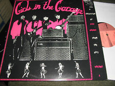 Girls in the Garage Vol. 4 LP NM romulan ufoxo6 orig V/A obscure rock 60's WOW!