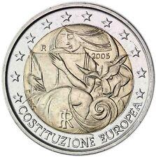 Italien 2 Euro 2005 Jahrestag der Unterzeichnung der Verfassung prägefrisch