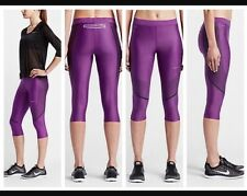 Nike Power Speed 3/4 Women's Tights (S) Small 801694-556