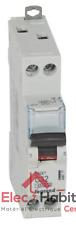 Disjoncteur unipolaire+neutre DNX3 32A Vis/Vis Legrand 406777