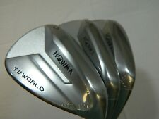 New Honma T/World W4 Wedge set 50.09 AW 54.10 SW 58.08 LW Wedges Gap Sand Lob