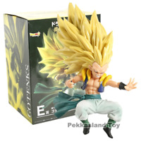 Dragon Ball Z Super Warriors E Award Super Saiyan 3 SS3 Gotenks Figure Banpresto