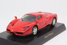 7814 Kyosho 1/64 Ferrari Minicar Collection Vol 1 Enzo Red With Tracking Number