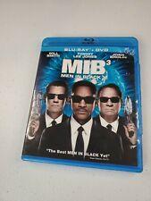 Men in Black 3 (Blu-ray/Dvd, 2012, 2-Disc Set, Includes Digital Copy UltraViole…