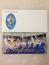 (JC) Thomas Cup Champion 1992 - Presentation Pack FDC