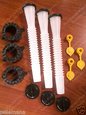 3 BLITZ Gas Can SPOUTS & PART KITS customer special request
