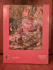 Puzzle - Mordillo - Wildlife - 1500 Teile