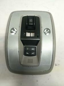 Volvo S60 Interior Light 17 Sunroof Switch and Light Assembly