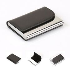 New Year Special Offer Luxury Slim Magnetic Wallet Leather Fold Wallet For MALE