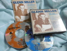 Glenn Miller Lost enregistrements 2 CD Boîte 45 PISTES in the humeur Stardust