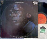 Miles Davis IN A SILENT WAY re lp Columbia CS 9875 McLaughlin HANCOCK Zawinul