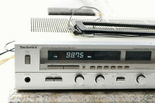 TECHNICS SA-212 RECEIVER - Tested / Great Condition